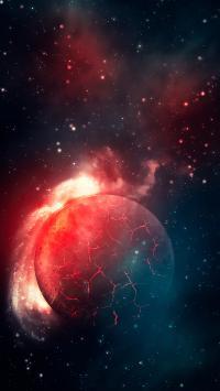 宇宙 炫酷 星空 星球 神秘 太空