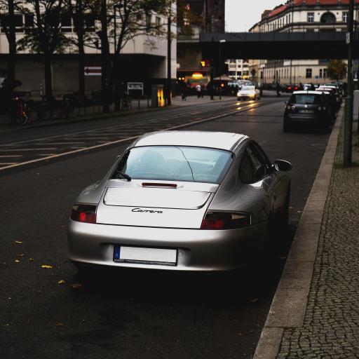 汽车 停泊 街道 城市