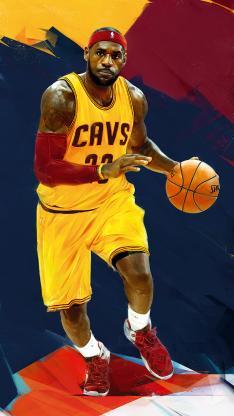 詹姆斯 篮球 球星 运动员 NBA