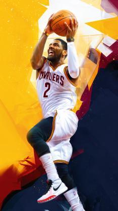 凯里·欧文 篮球 NBA 球星 运动员