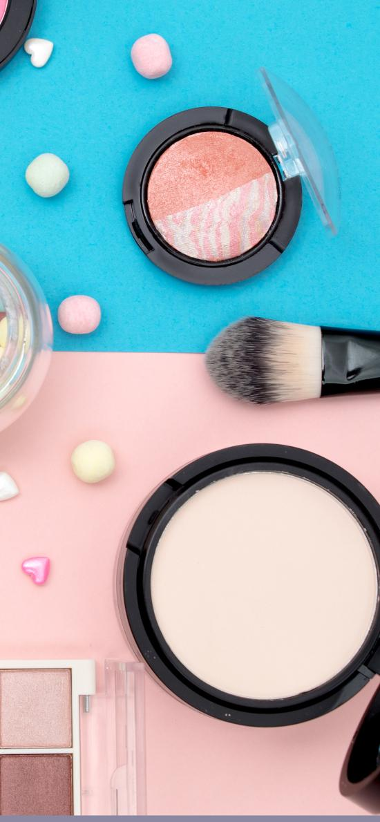 化妝品 毛刷 彩妝 腮紅 粉餅