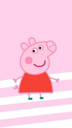 小猪佩奇 卡通 动画 可爱 粉色