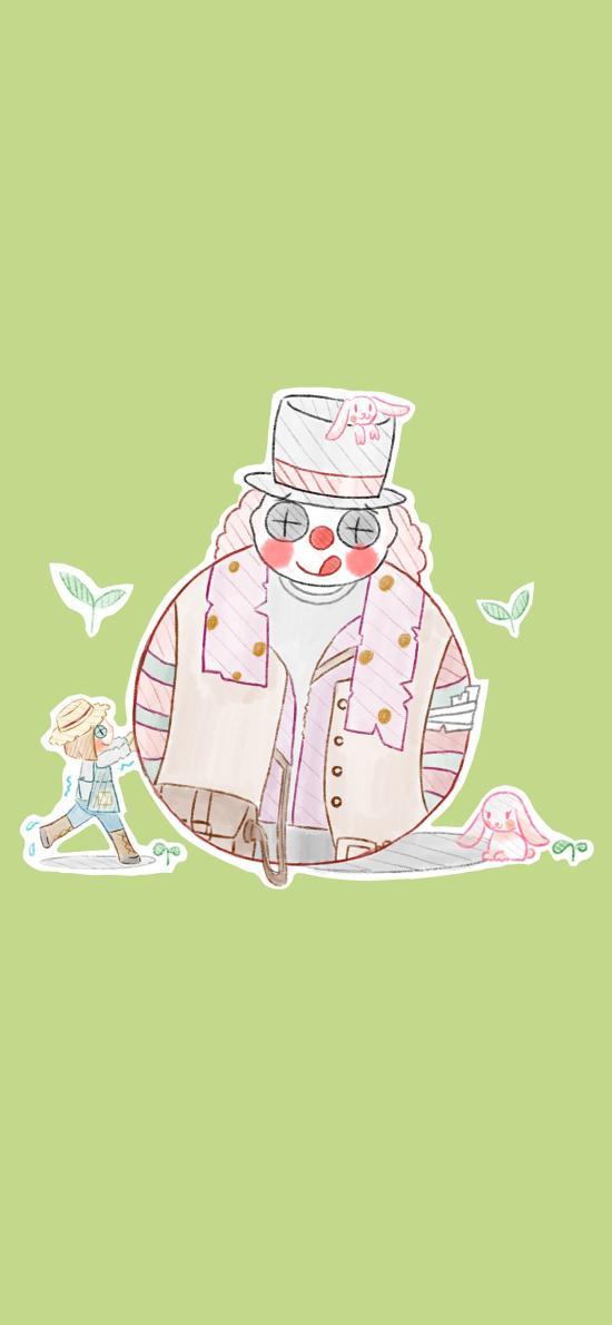 第五人格 人偶 手游 小丑 恐怖 懸疑競技