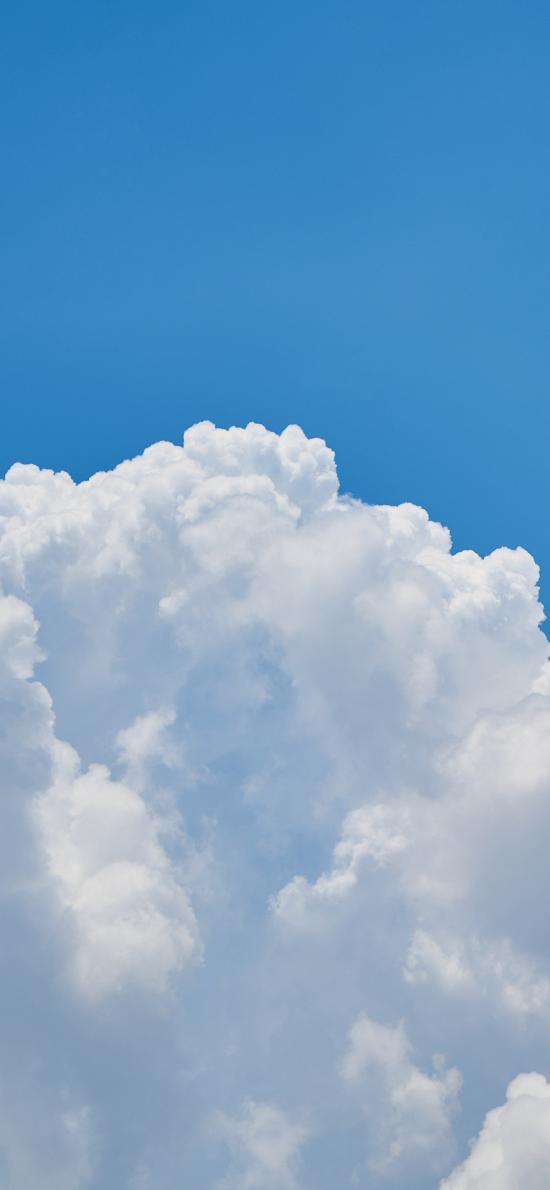 云朵 天空 藍天白云