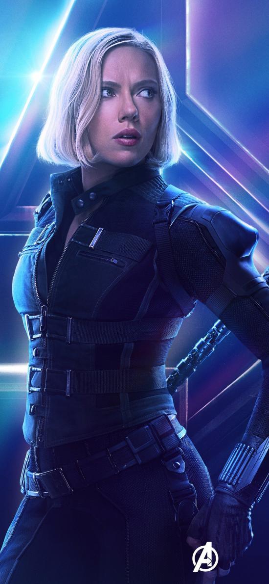 黑寡妇 复仇者联盟3 无限战争 电影 超级英雄 欧美 漫威