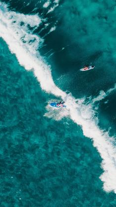 大海 休闲运动 冲浪