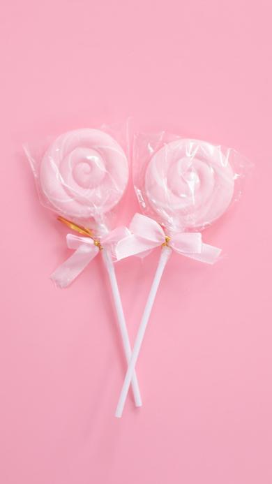 粉 糖果 波棒糖 甜食