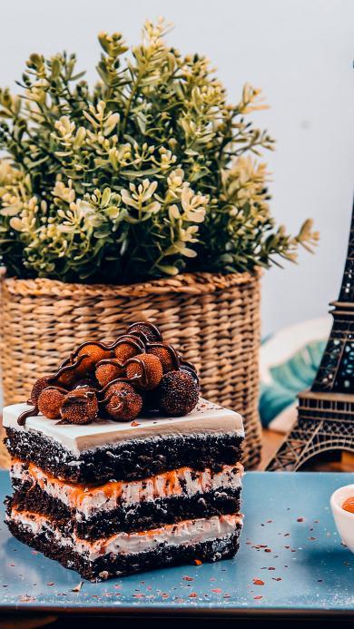 甜品 夹层 糕点 装饰