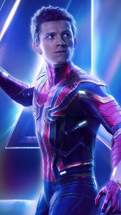 蜘蛛侠 复仇者联盟3 无限战争 电影 超级英雄 欧美 漫威