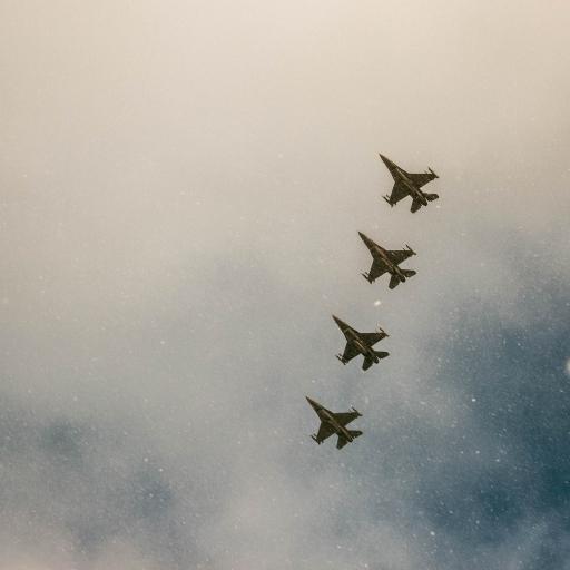 战机 飞行 演练 战斗机