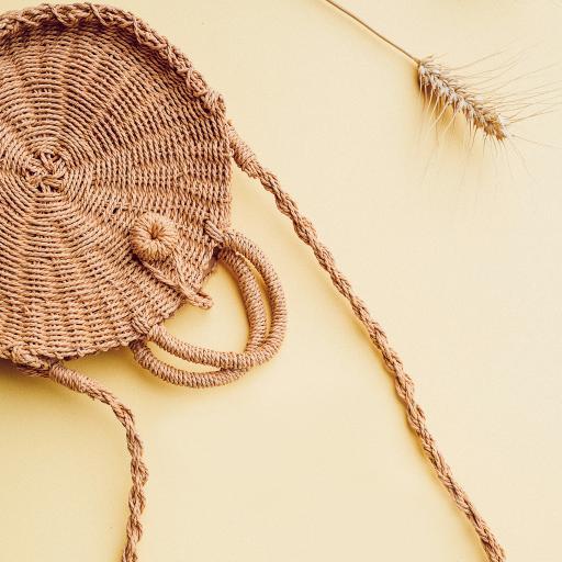 编织 手工 手艺 小麦
