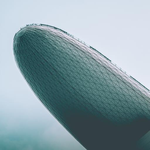 建筑 观赏台 设计 高空