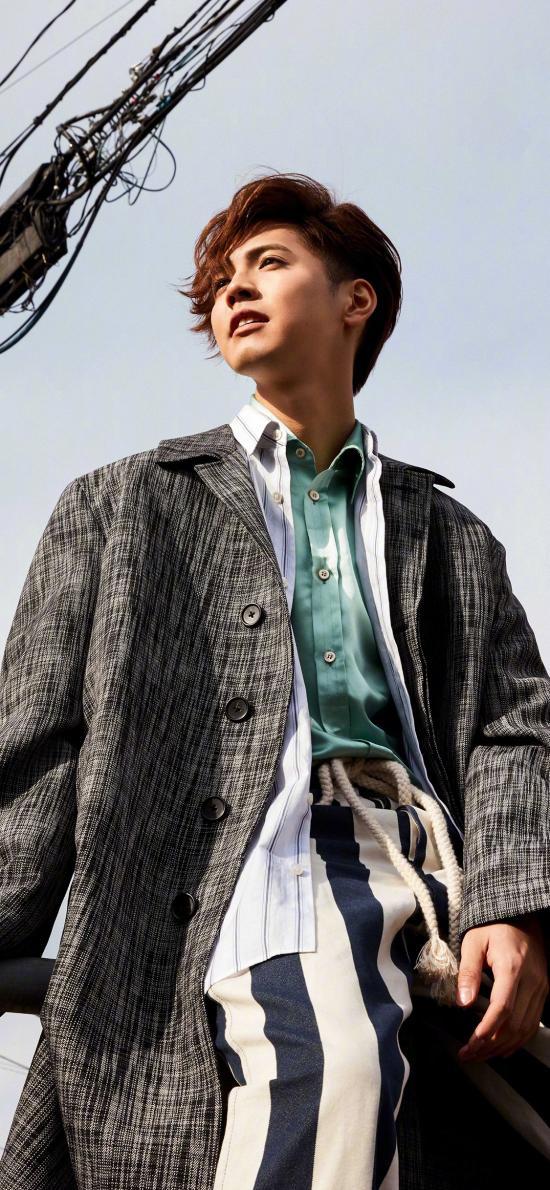 片寄凉太 日本 歌手 街拍 演员 明星 艺人