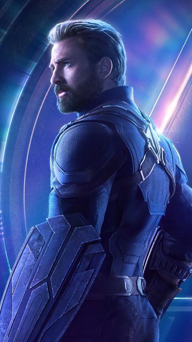 美国队长 复仇者联盟3 无限战争 电影 超级英雄 欧美 漫威