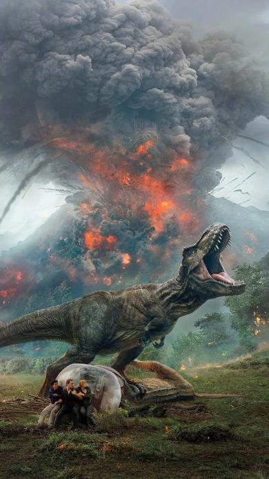 侏罗纪世界2 电影 剧照 恐龙 科幻