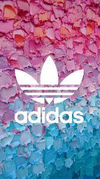 adidas 阿迪达斯 运动 品牌 三叶草 油画颜料