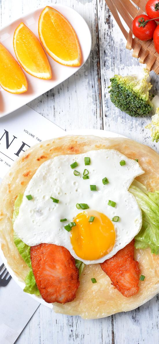 餐点 鸡蛋 营养 蔬菜 健康