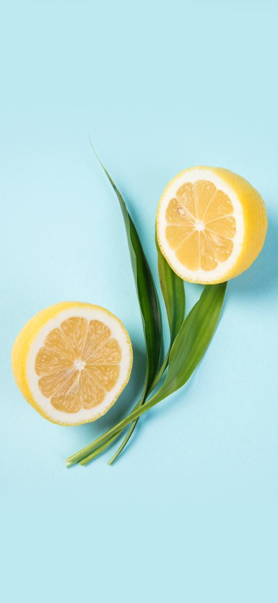 柠檬 水果 清新 静物 维C
