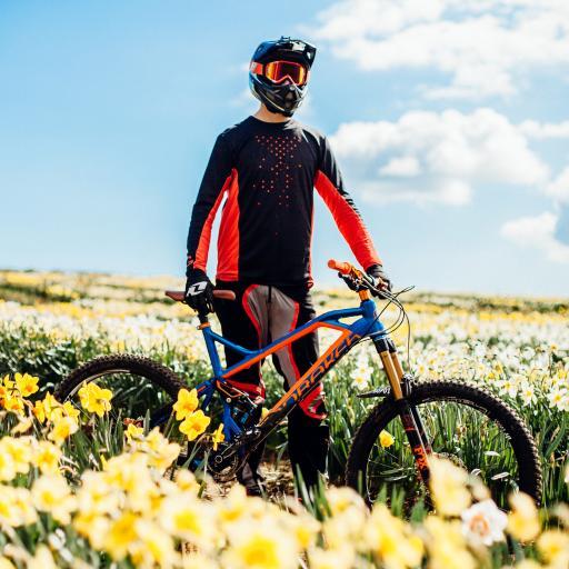 自行车 单车 竞技 护具 花圃