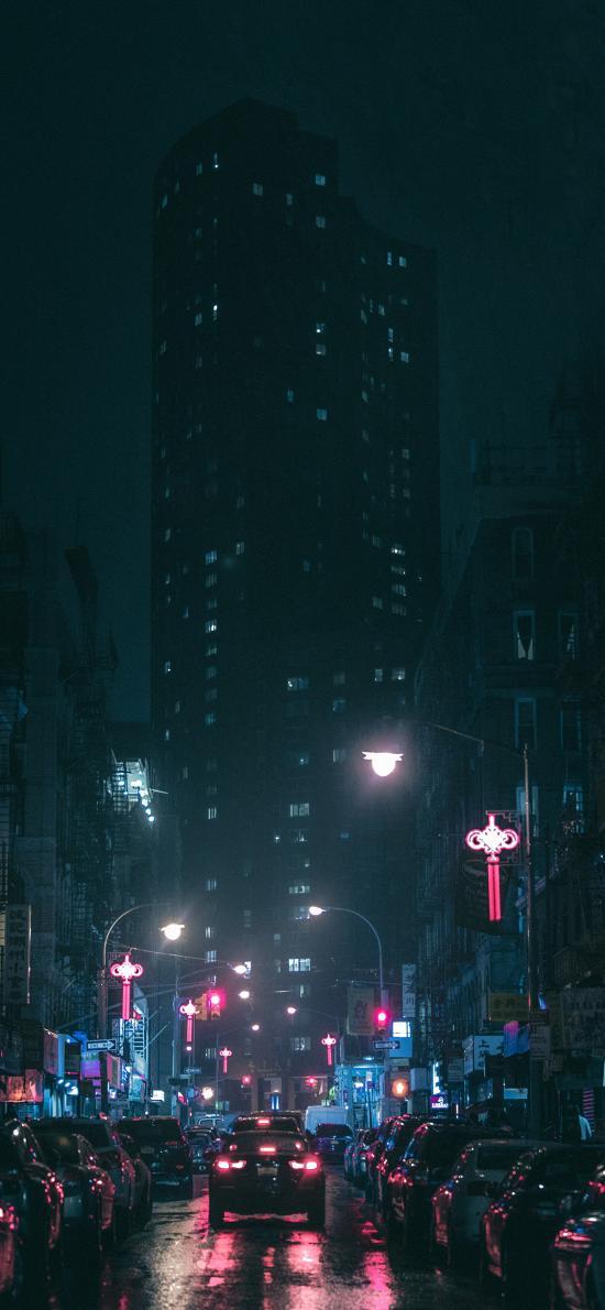 景色 城市 夜景