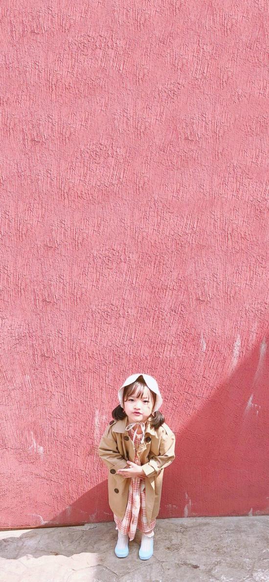 韩国 网红 小女孩 权律二 可爱
