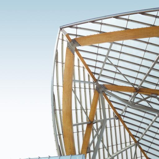 建筑 框架 钢筋 造型