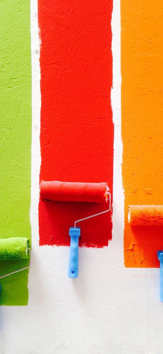 彩繪 粉刷 墻壁 色彩