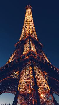 建筑 埃菲尔铁塔 地标 璀璨