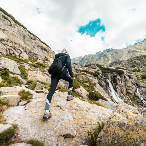 登山 攀登 运动 极限 体力