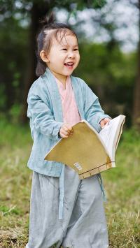 萌娃写真 女儿 写真 书本
