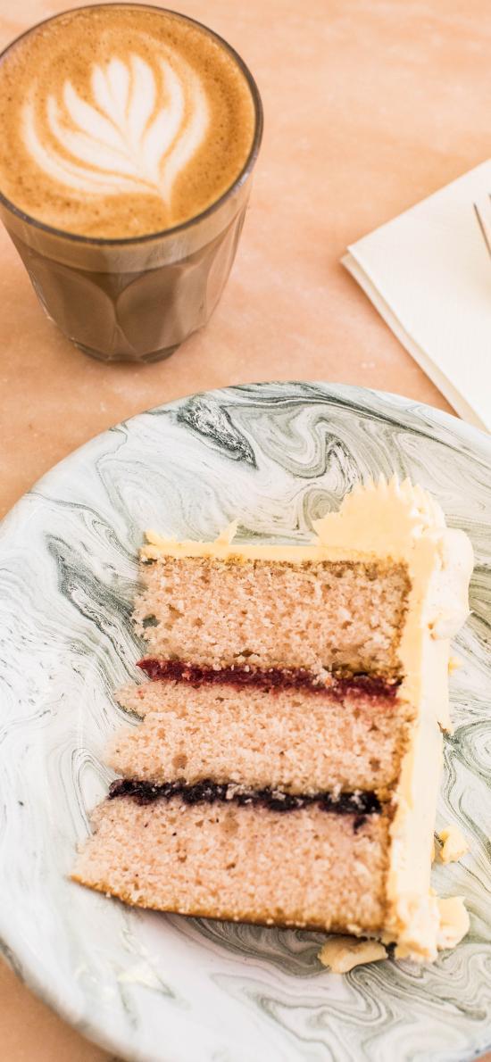 糕点 咖啡 下午茶 蛋糕
