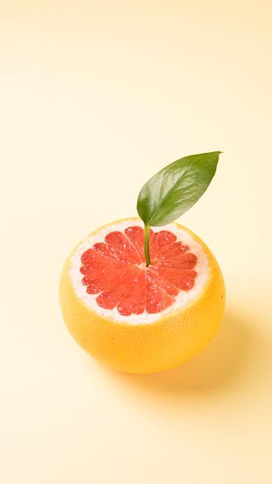 水果 西柚 新鲜 汁水