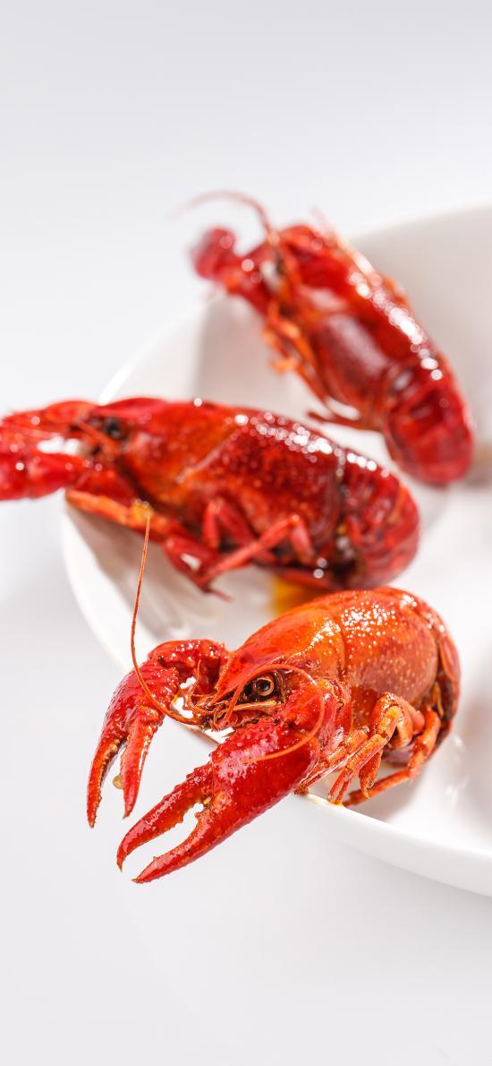 小龙虾 河鲜 烹饪 美味