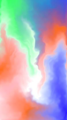色彩 炫丽 渐变 抽象 渲染