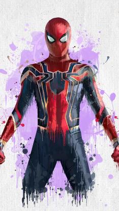 复仇者联盟3 汤姆·赫兰德 蜘蛛侠