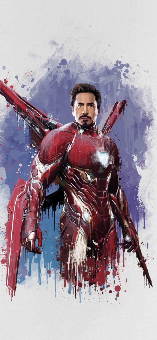 复仇者联盟3 托尼·斯塔克 钢铁侠