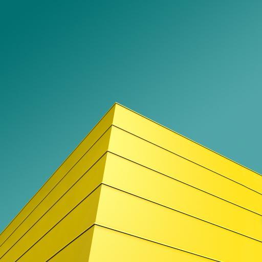 建筑 色彩 创意 天空