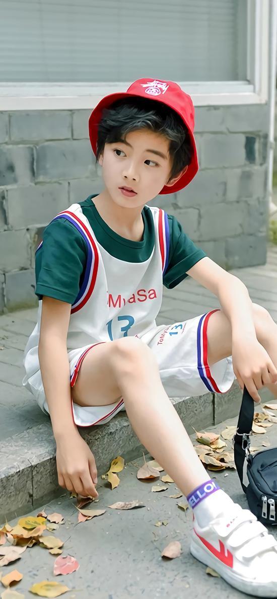 王俊浩 小模特 童星 时尚 小男孩 儿童