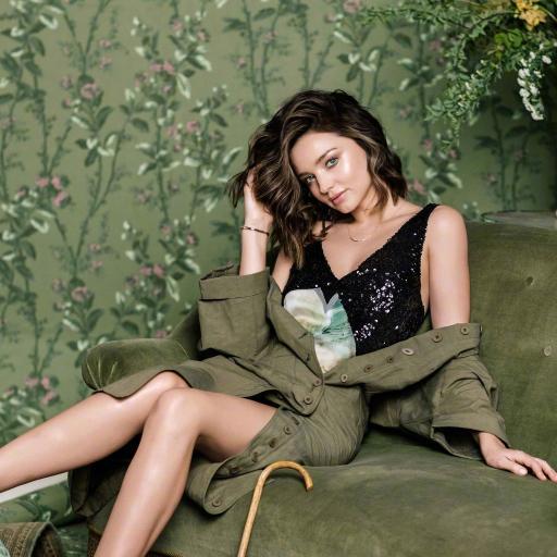 米兰达可儿 模特 超模 维密 性感 欧美