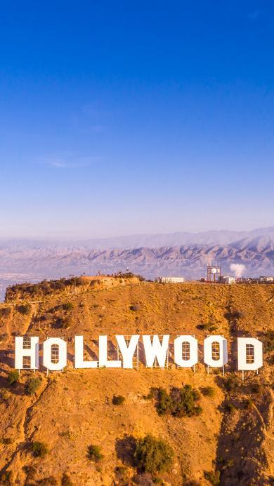 美国 好莱坞 HOLLYWOOD