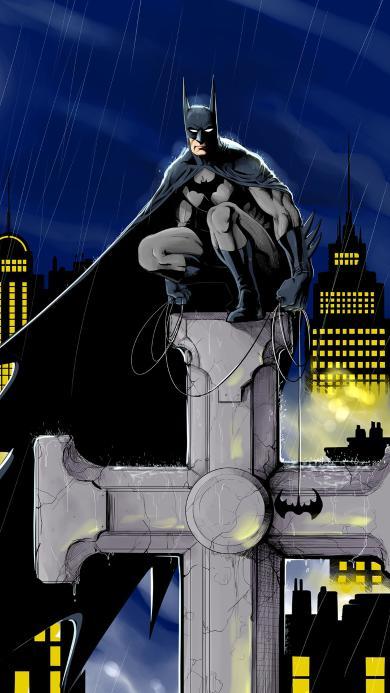 蝙蝠侠 超级英雄 十字架 电影 角色