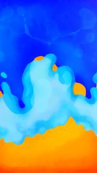 色彩 炫丽 渐变 抽象