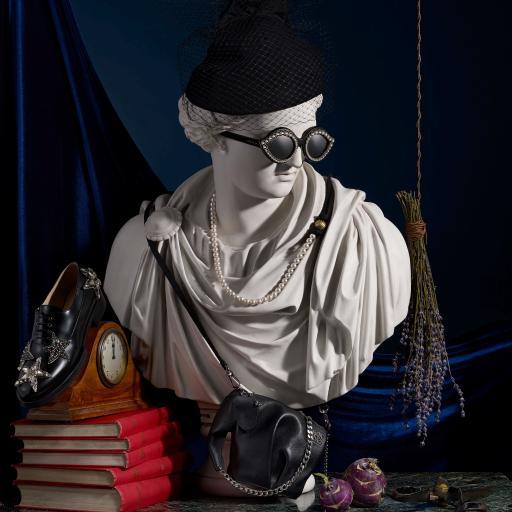 饰品特写 广告 雕像 眼镜 鞋子
