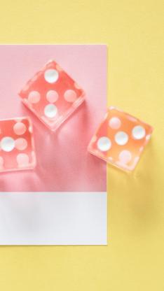 创意 骰子 透明 精致