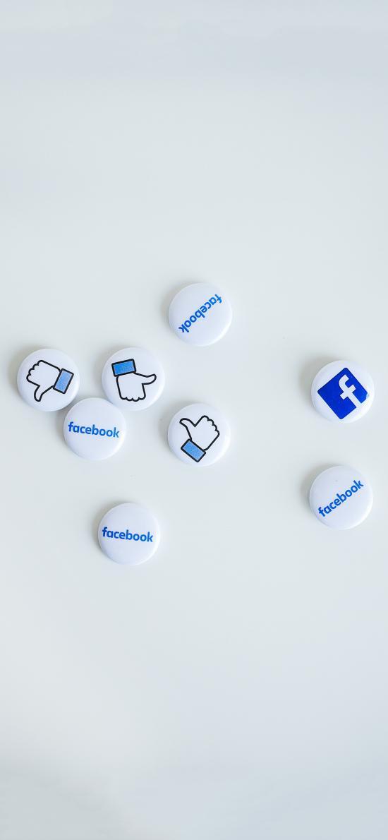 小零件 脸书 Facebook 点赞
