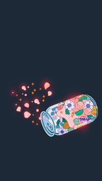 色彩 易拉罐 色彩 花瓣