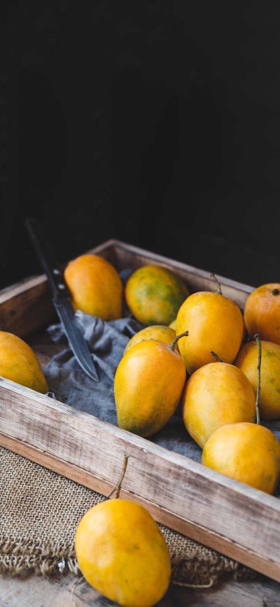 热带水果 芒果 香甜