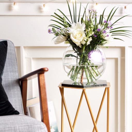 家居 装饰 花瓶 插画