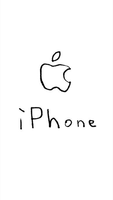 苹果 创意 iPhone X 刘海