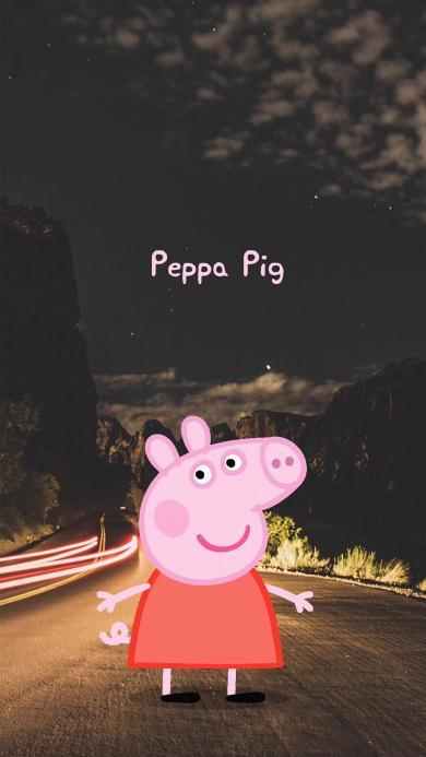 美国 动画 小猪佩奇 社会人